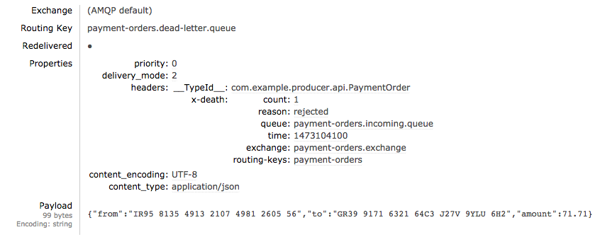 Dead letter queue configuration with RabbitMQ – Zoltan